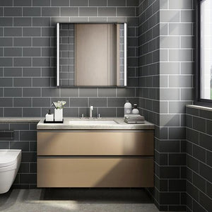 Subway Tile Wallpaper