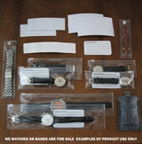 WATCH STORAGE AND CARE SET -24 ITEMS- BEST VALUE!