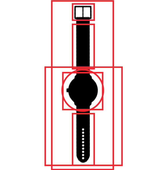 This is the symbol for the watch storage and care set. it has every thing you need to store and protect many watches at a affordable price.