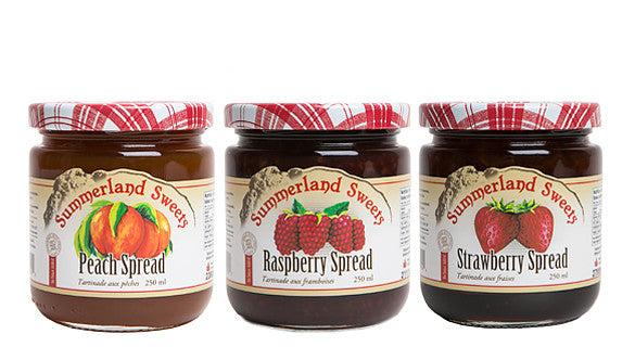 All Fruit Spreads