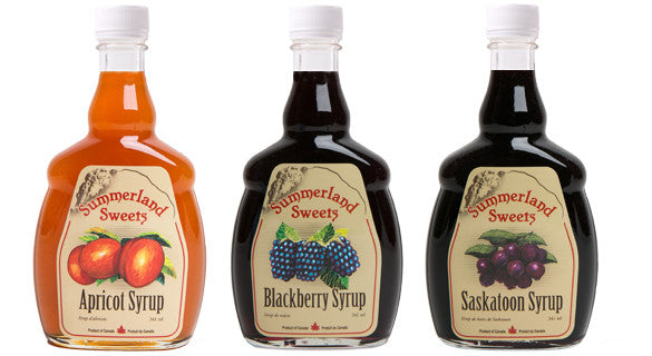 Fruit Syrup - 341 ml