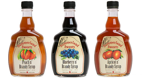 """Spirited"" Syrups - 341 ml"