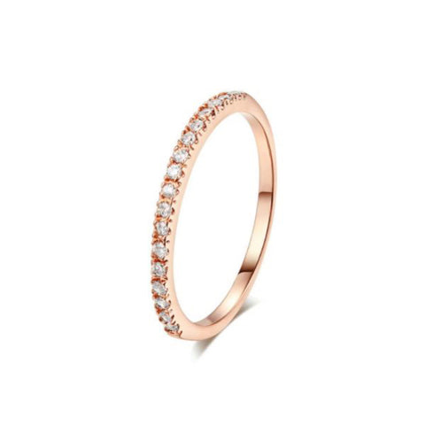 Rose Gold Plated Classic Band