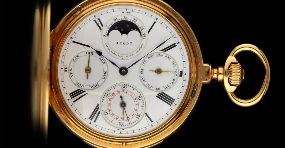 Brummell Magazine: Period pieces, vintage watches