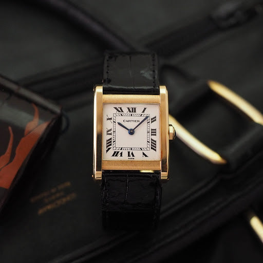 Cartier and the Tank Normale