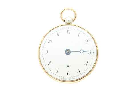 Breguet 'Souscription' pocket watch