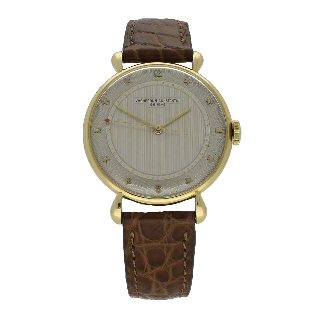 18ct yellow gold, reference 4218 wristwatch. Circa 1948