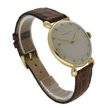 Load image into Gallery viewer, 18ct yellow gold, reference 4218 wristwatch. Circa 1948