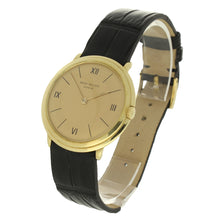 Load image into Gallery viewer, 18ct yellow gold, reference 2501 wristwatch. Made 1954