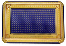 Load image into Gallery viewer, 18ct yellow gold and enamel Tabatiere snuff box with enamel scene by Johann Daniel Berneaud. Circa 1800