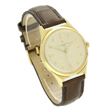 Load image into Gallery viewer, 18ct yellow gold, reference 6111 Chronomètre Royal wristwatch. Made 1957