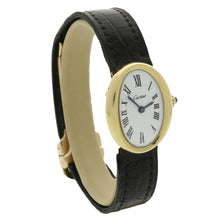 Load image into Gallery viewer, 18ct yellow gold Baignoire - London wristwatch. Circa 1968