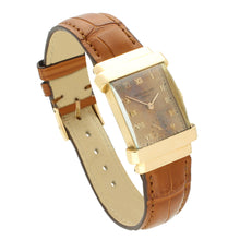 Load image into Gallery viewer, 1945 18ct Rose gold 'Top hat' wristwatch by Patek Philippe