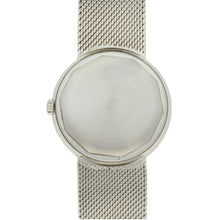 Load image into Gallery viewer, 18ct white gold, reference 3445 wristwatch. Made 1971