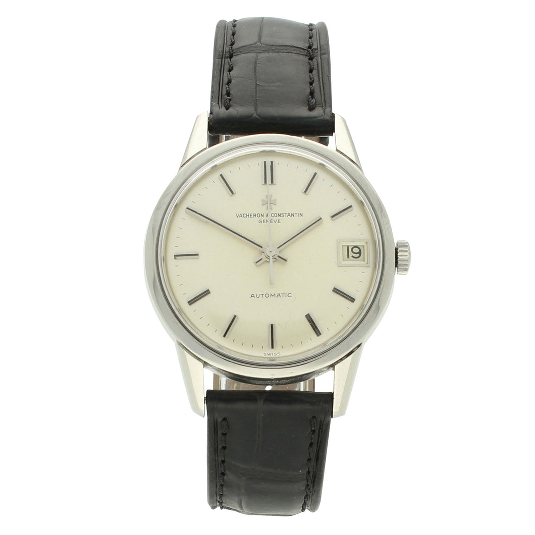 Stainless steel, reference 5562 automatic wristwatch. Circa 1960