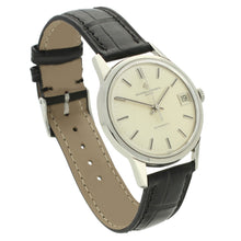 Load image into Gallery viewer, Stainless steel, reference 5562 automatic wristwatch. Circa 1960