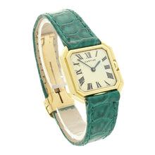 Load image into Gallery viewer, 18ct yellow gold Ceinture - London wristwatch. Circa 1970