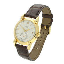 Load image into Gallery viewer, 18ct yellow gold, reference 4418 wristwatch. Circa 1940