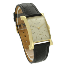 Load image into Gallery viewer, 18ct yellow gold, reference 2441 wristwatch. Made 1949