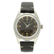 Load image into Gallery viewer, 1958 Stainless steel Railmaster wristwatch by OMEGA