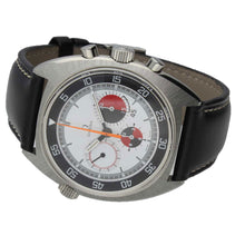 Load image into Gallery viewer, Stainless steel Seamaster ''Soccer'' chronograph wristwatch. Made 1969