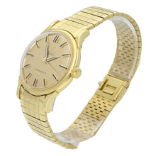 Load image into Gallery viewer, 18ct yellow gold Constellation 'Grand Luxe' automatic chronometer bracelet watch. Made 1959