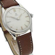 Load image into Gallery viewer, Stainless steel automatic dress wristwatch. Made 1954