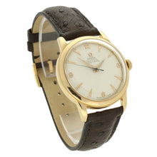 Load image into Gallery viewer, 18ct rose gold Chronomètre wristwatch. Made 1950