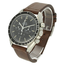 Load image into Gallery viewer, Stainless steel Speedmaster Professional chronograph wristwatch. Made 1968
