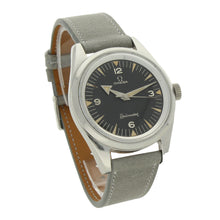 Load image into Gallery viewer, Stainless steel Railmaster wristwatch. Made 1958