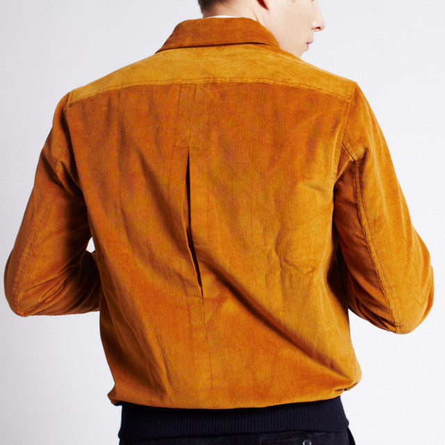 Beggars Run London - Classic Corduroy Bomber (gold)
