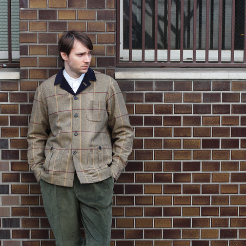 Beggars Run - Heritage Check Corsair Mason Jacket