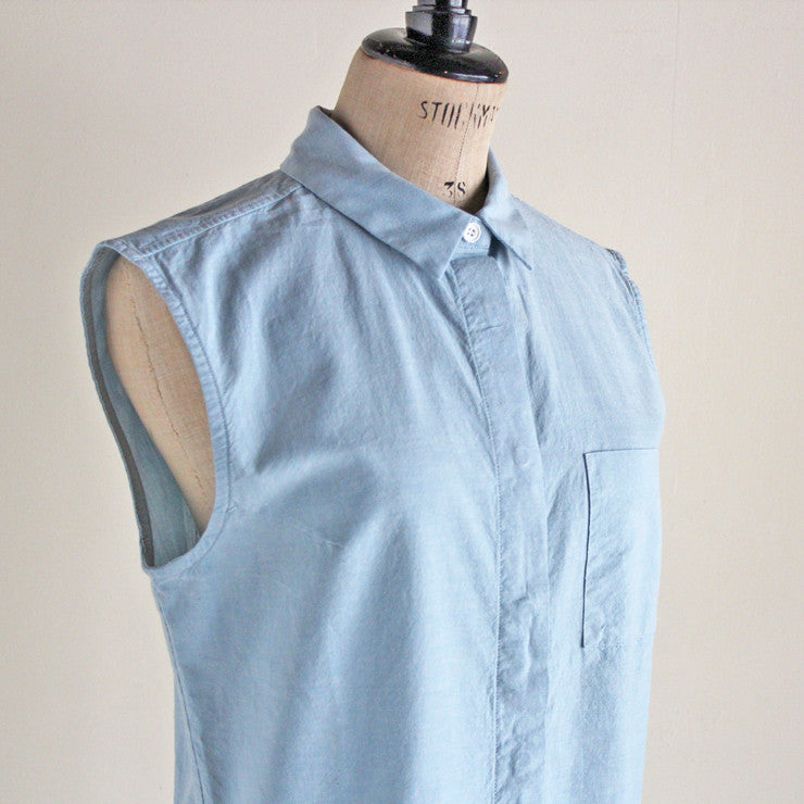 Levi's Made & Crafted - Shirt Dress (dry indigo)