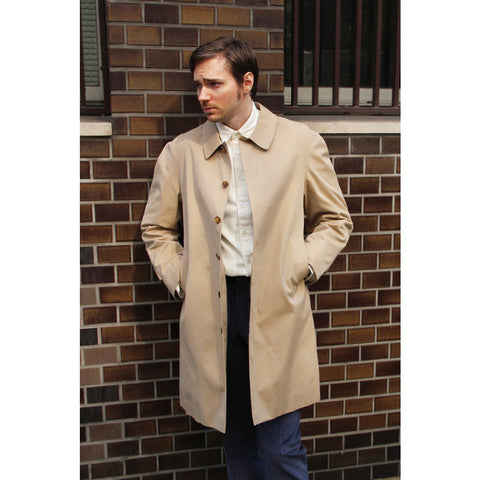 Beggars Run - The Maunturk Rain Coat (beige)
