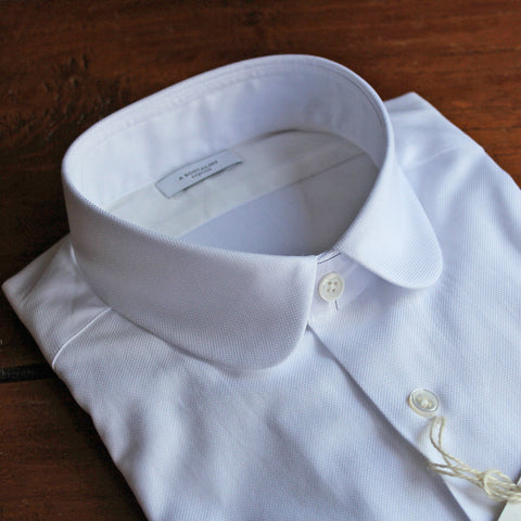 A SOCIALIST - Dress Shirt / ROUND COLLAR
