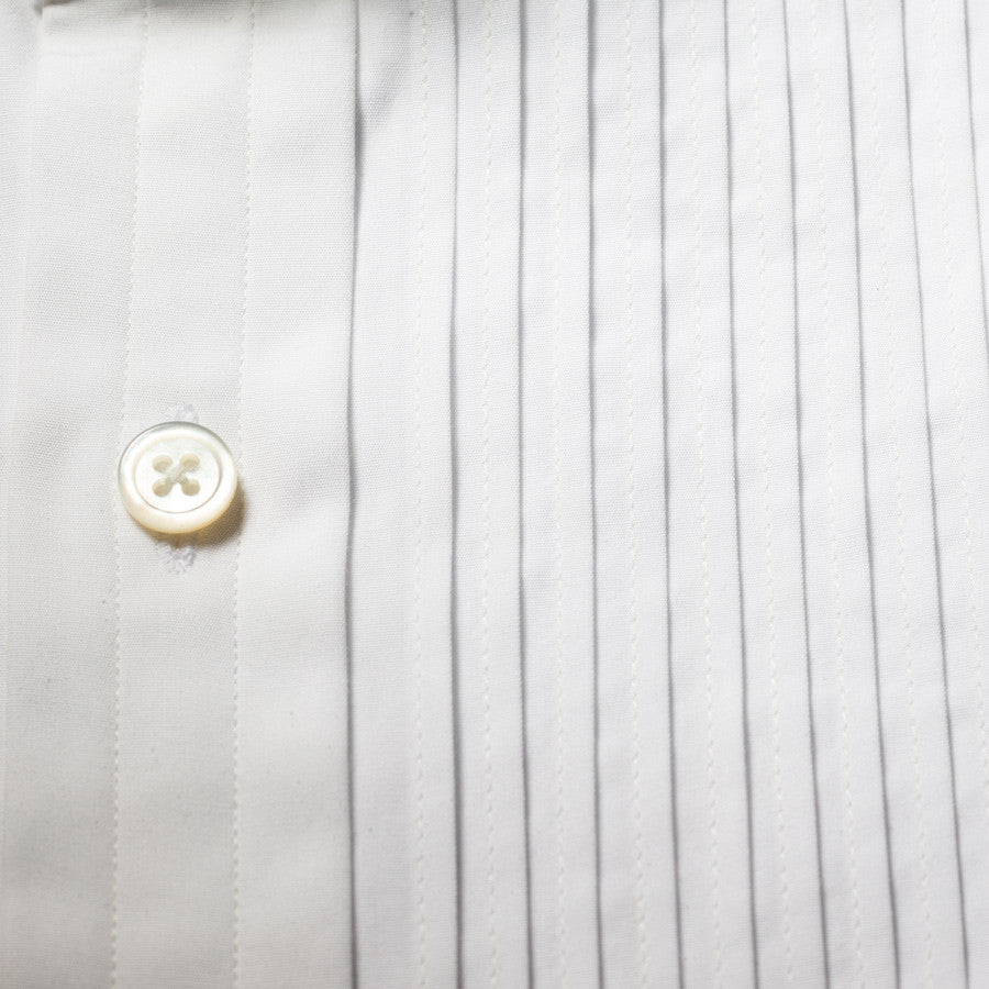 A SOCIALIST - Dress Shirt / WING COLLAR