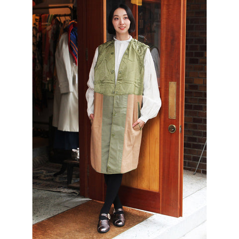 French Military Liner Waist Coat