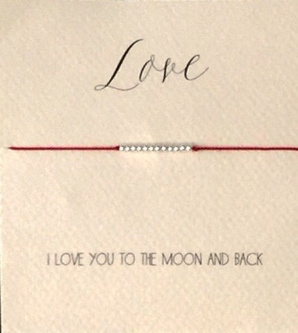 "Mai-Lin - ""I love you to the moon and back"""