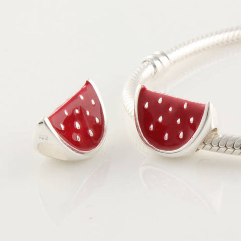 Pendant - Watermelon Slice