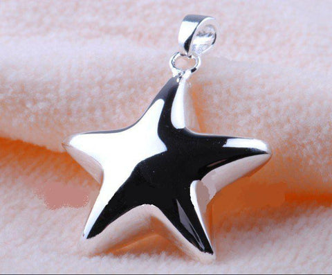 Harmony Ball - Sterling Silver Star