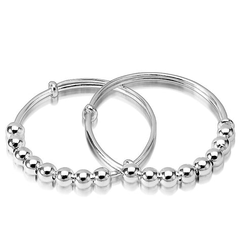 Adjustable Bangle for Kids - Simple Balls