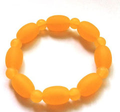 Teething Bracelet- Amber Color