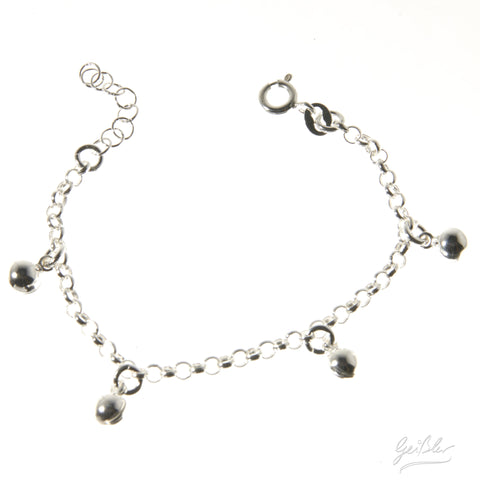 Baby Ball Dangle Bracelet
