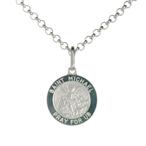 St Micheal Necklace Set