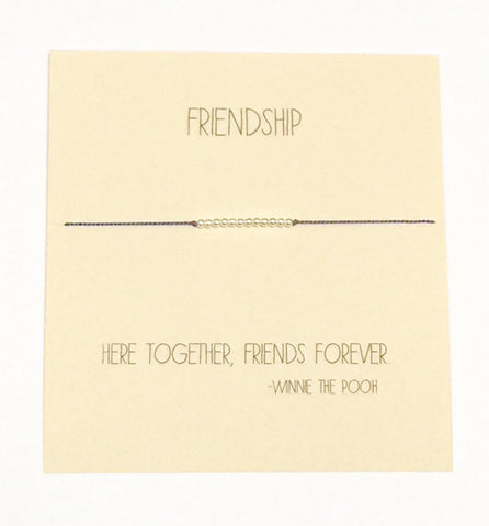 "Mai-Lin - ""Friendship"""