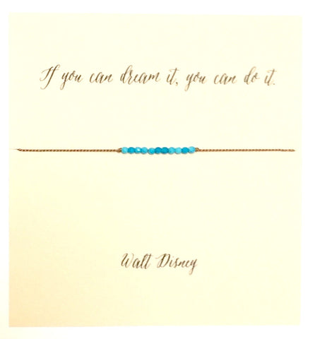 "Mai-Lin - ""If you can dream it, you can do it"" - Walt Disney"