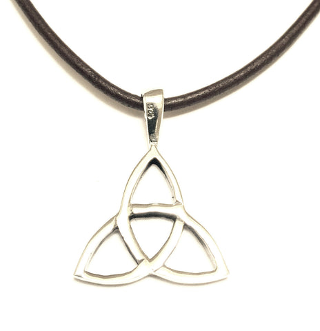 Triquetra Necklace Set
