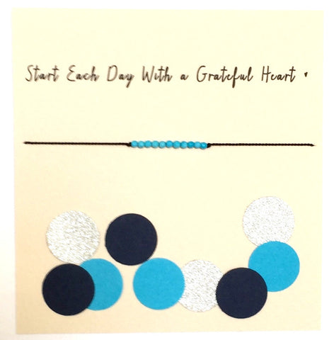 "Mai-Lin - ""Start Each Day With a Grateful Heart"""
