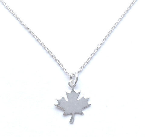 Canadian, eh?  Necklace Set