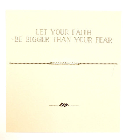 "Mai-Lin - ""Let Your Faith Be Bigger Than Your Fear"""